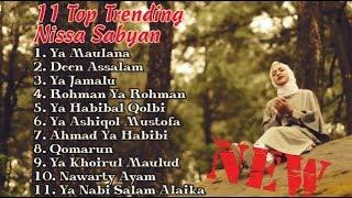 Download Lagu 11 Lagu Trending Nissa Sabya Terbaru Edisi Ramadhan Gratis STAFABAND