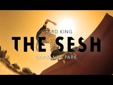 The Sesh: Lizard King at Garvanza Park