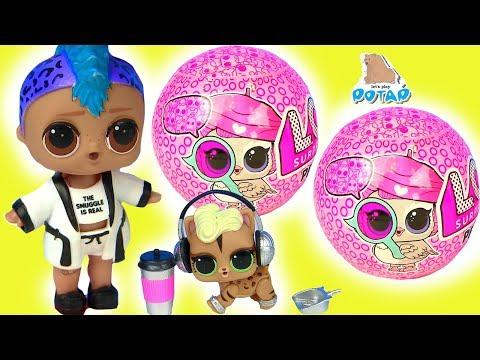 Мультик Куклы Лол Декодер! Питомцы для мальчиков Лол! Видео для детей от My Toys Potap