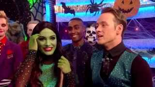 Frankie Bridge & Kevin Clifton - Strictly Come Dancing - 1th November 2014