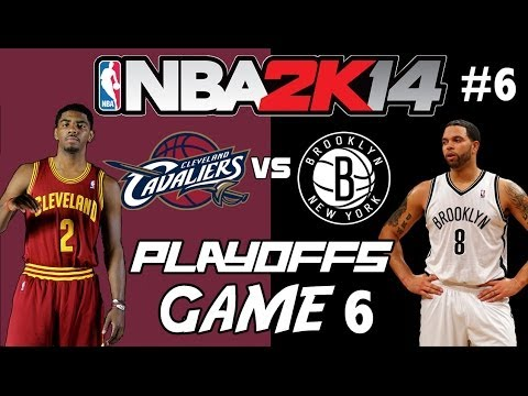 NBA 2K14 - MyGM Ep.6 | Cleveland Cavaliers | THE PLAYOFFS | 1st Live Commentary!