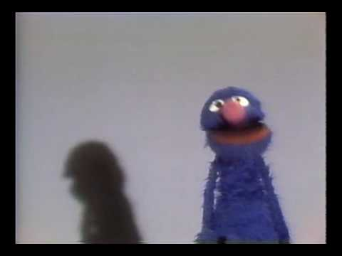 Sesame Street - My Shadow