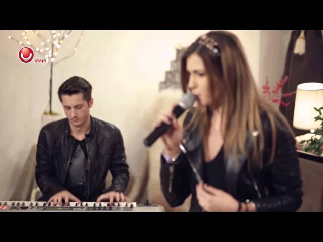 Alina Eremia - Cand luminile se sting Live @Utv Live Session