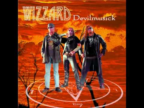 Wizard - Iron Steel Metal