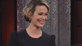 Here's Why Sarah Paulson Says She Still Hasn't Watched 'The People v. O.J. Simpson'