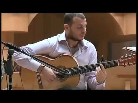 Amarcord Theme - Flavio Sala, guitar