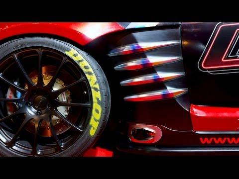 2013 Nissan on Nissan Chooses Dunlop Tires For 2013 Gt R   Worldnews Com