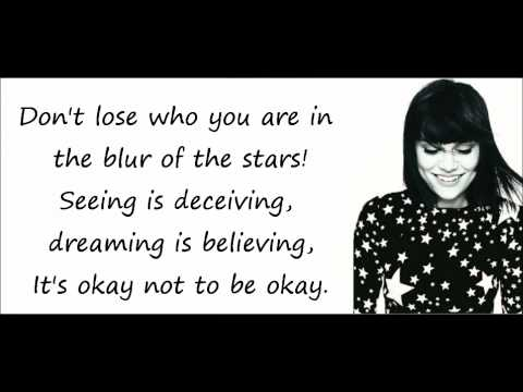 Jessie J - Who You Are (Lyrics On Screen)