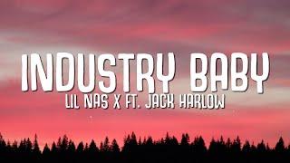 Download lagu Lil Nas X - Industry Baby (Lyrics) ft. Jack Harlow