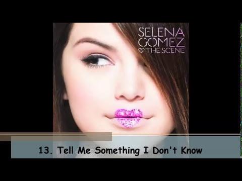 Selena Gomez & the Scene - Kiss & Tell (Full Album Length)