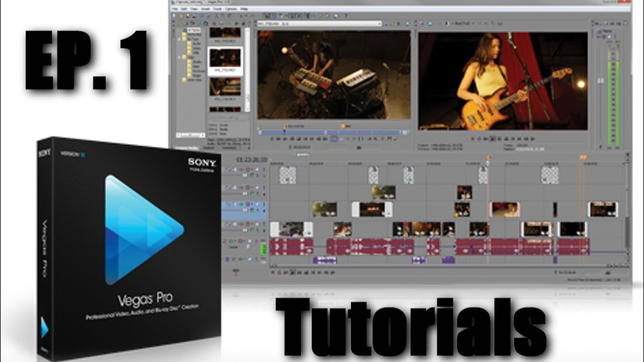 how to download vegas pro