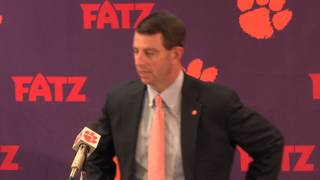 Download Dabo Swinney Signing Day 2014 part one 3Gp Mp4