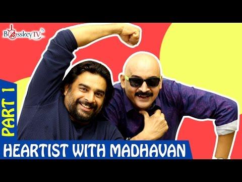 Maddy talks about Kamal, Mani Ratnam, Ajith & Vijay | Madhavan Interview | Part 1 | Heartist