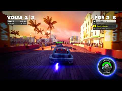 Dirt Showdown - Gameplay - 9600 GSO
