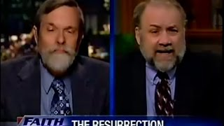 Video: The Bible is not Scripture. Jesus is  modelled on Dying & Rising pagan Gods like Osiris, Adonis and Addis - Gary Habermas vs Tim Callahan