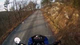KLR650 Adventures: Riding with KLRSkip650
