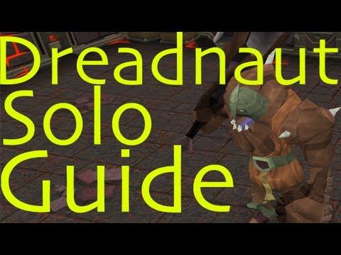 Dreadnaut Runescape Dungeoneering Boss Guide + Solo Method Large 5:5 Floor
