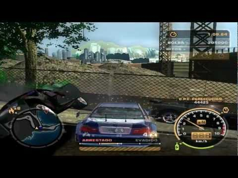 Need for Speed Most Wanted - Geforce 6200