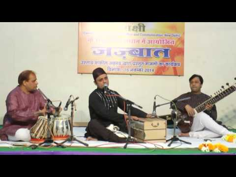 Ya Khwaja e  hind ul vali - Ustad Shakeel Ahmed - Kala Ankur Ajmer