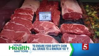 Your Health Matters: Kroger Grilling Tips