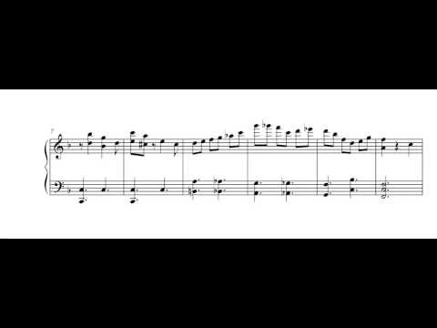 We Wish You a Merry Christmas Jazz Piano Arrangement with Sheet Music