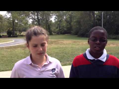 Powhatan School:  2013 Survival Trip (6th Grade)