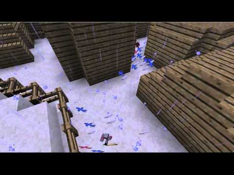 Minecraft Clay Soldiers Mod Ep 1 - Death from Above