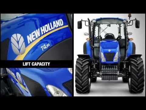 New Holland T4 FOO