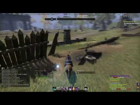 """Behind Enemy Lines"" An ESO sorcerer PvP video."