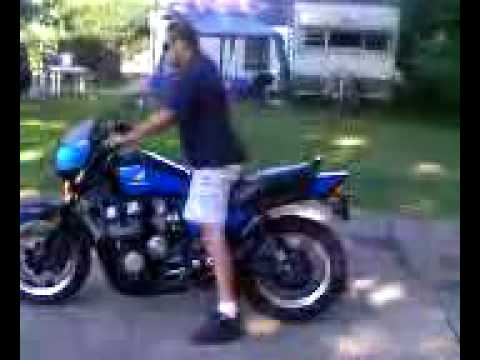 mad mikes bike Video