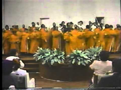 "The Georgia Mass Choir with Rev. Milton Biggham""Jesus Is A Rock!"""