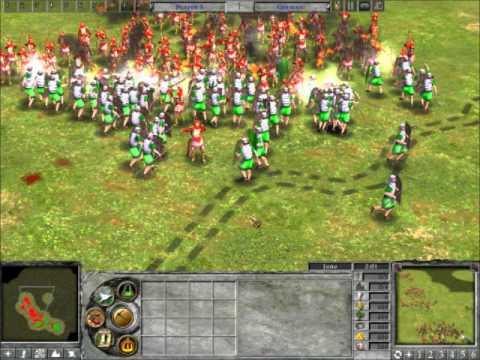 Empire Earth ii Empire Earth ii Roman vs