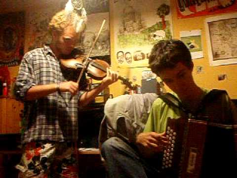 The Last of the Mohicans - Violin and Accordion