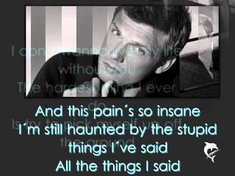 Nick Carter - Falling Down