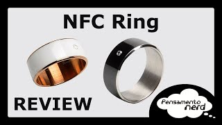 Anel NFC [UNBOXING E REVIEW]