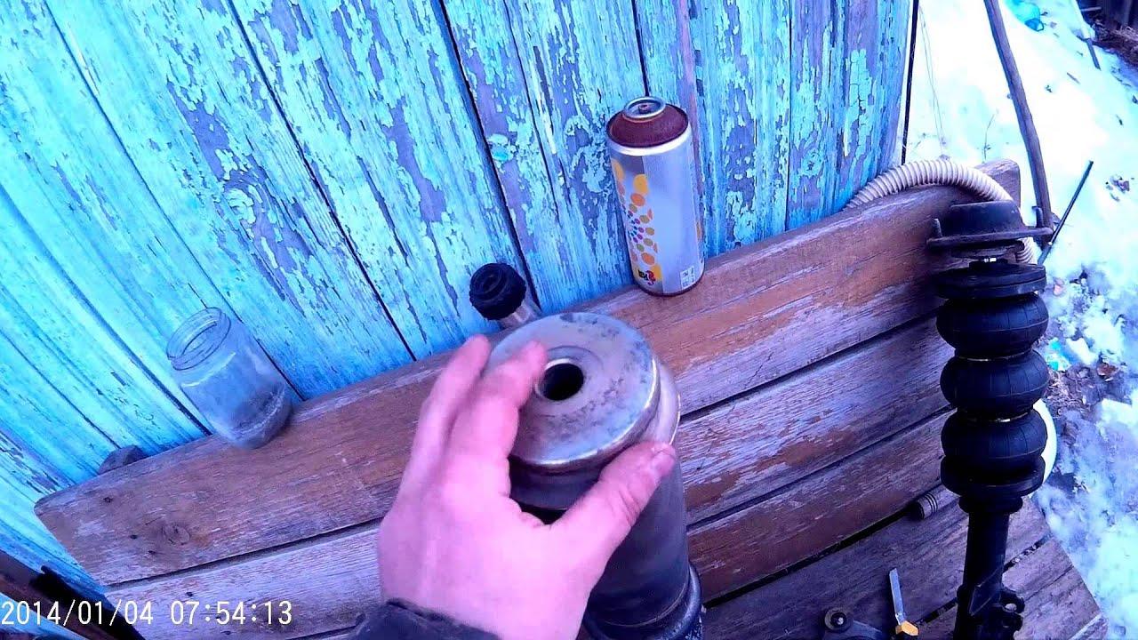 Пневмоподвеска своими руками: Установка, Фото, Видео 86