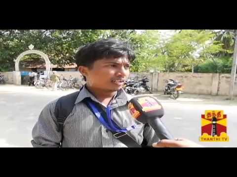 Sri Lanka Tamil People speech about Election Thanthi TV