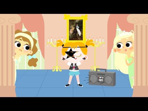 Мультики для девочек - Ма́шины одёжки - Серия 3