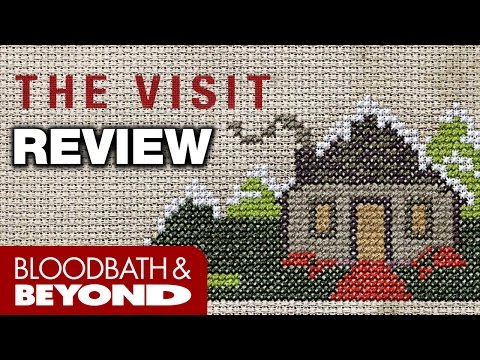The Visit (2015) - Horror Movie Review