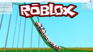 Roblox - A Fantástica Montanha-Russa ( Theme Park Tycoon 2 ) #2