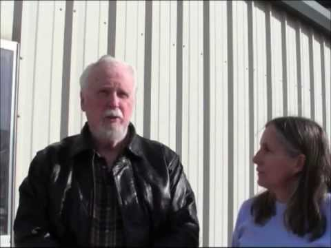 Steam Engine Alternative Energy - Marjory Wildcraft Interviews Mike Brown