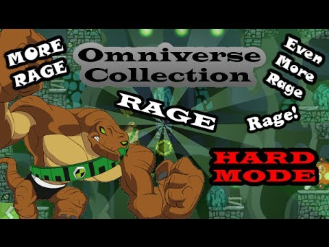 Ben10 Omniverse Collection – Humungousaur ( Hard Mode ) Rageing at its finest