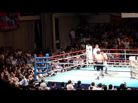 三浦隆司(横浜光) vs 竹下寛刀(高砂)3R