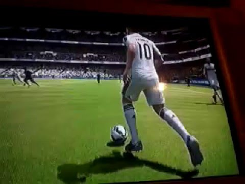 (Arzlian) El clásico Real Madrid vs. Fc Barcelona Derby 1.Díl Fifa 15