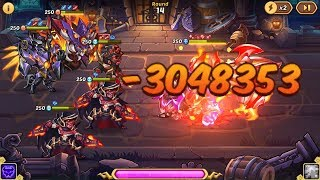 Idle Heroes - Blood Blade 10 Star + Boss Friend