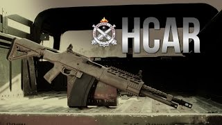 The HCAR and The BAR