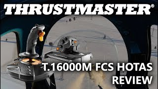 Hardware Review - Thrustmaster T.16000M FCS Hotas