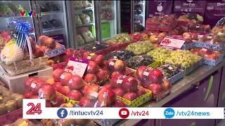 Trái cây nhập khẩu tăng gấp 8 trong 10 năm | VTV24