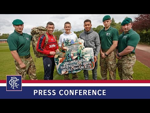 PRESS CONFERENCE | James Tavernier | 19 May 2017