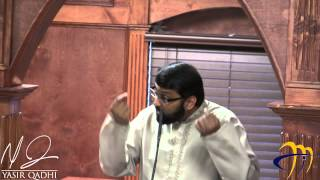 Khutbah - Hajj - The Sacred Journey of a lifetime - By Shaykh Yasir Qadhi